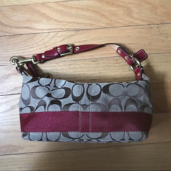 Coach Handbags - Authentic Coach small purse handbag